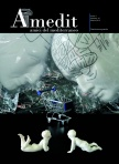 "Cover Amedit n. 14 - Marzo 2013. ""Nativity"" by Iano"