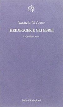 heidegger_e_gli_ebrei_recensione