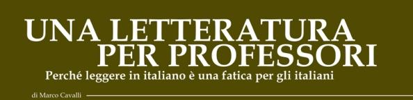 MARCO_CAVALLI_LETTERATURA_ITALIANA