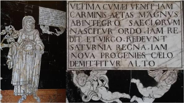 La Profezia della Sibilla Cumana del Duomo di Siena